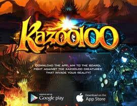 Nro 2 kilpailuun Design a Brochure - Kazoolloo käyttäjältä ian1024
