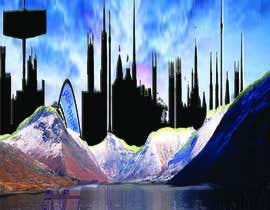 IamLaguz tarafından Yorkshire Skyline Illustration için no 4