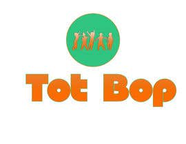 katrybalko18 tarafından Logo design for 'Tot Bop'; dance classes for children aged 2-5. için no 17