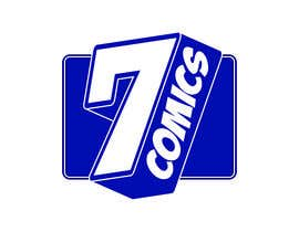 #78 for Design a Logo for 7Comics by polomanolo