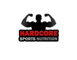 nº 72 pour Design a Logo for Hardcore Sports Nutrition par maraz2013