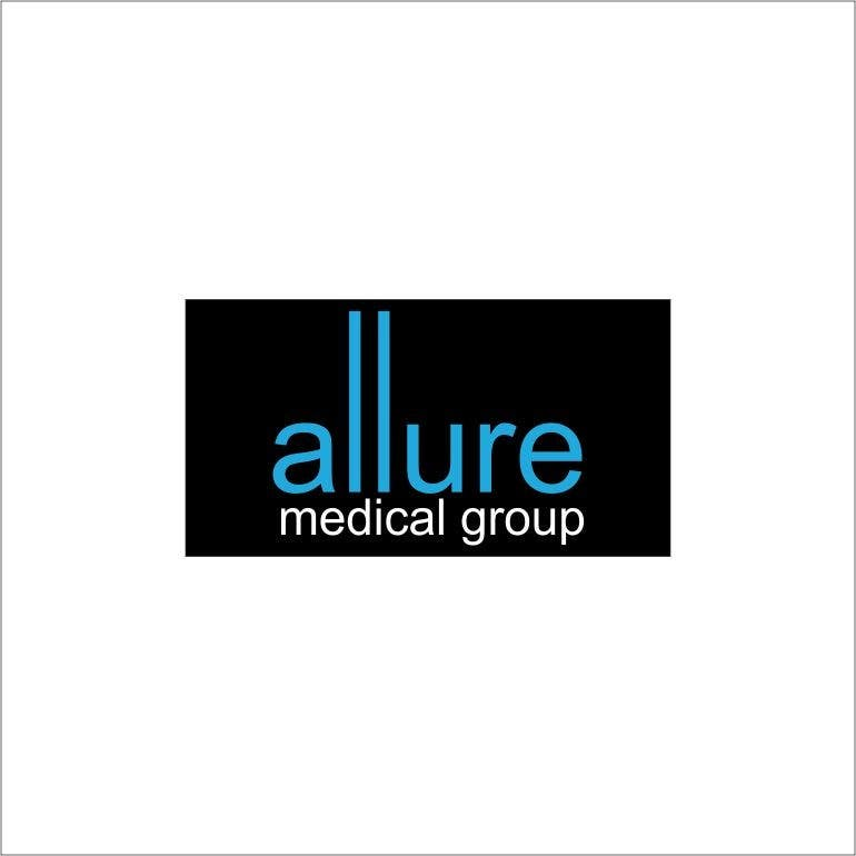 Kilpailutyö #84 kilpailussa New corporate logo for Allure Medical Group