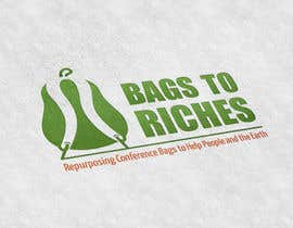 "DanielDesign2810 tarafından Design a Logo for ""Bags to Riches"" için no 84"