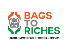 "#66 cho Design a Logo for ""Bags to Riches"" bởi enshano"