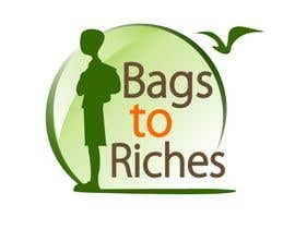 "#68 cho Design a Logo for ""Bags to Riches"" bởi NKSp"