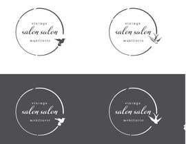 nº 185 pour Design eines Logos for salon salon - vintage mobiliario par rostovniki