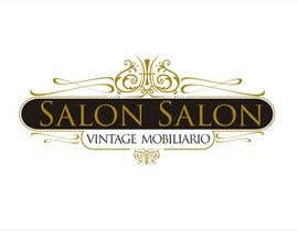 nº 69 pour Design eines Logos for salon salon - vintage mobiliario par YONWORKS
