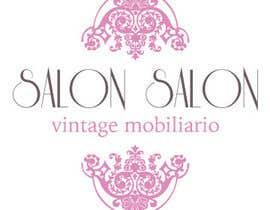 #107 cho Design eines Logos for salon salon - vintage mobiliario bởi bllgraphics