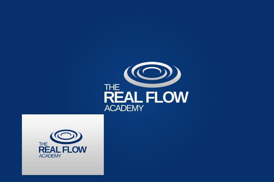 Inscrição nº 198 do Concurso para Logo Design for The Realflow Academy