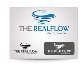 nº 108 pour Logo Design for The Realflow Academy par izzup