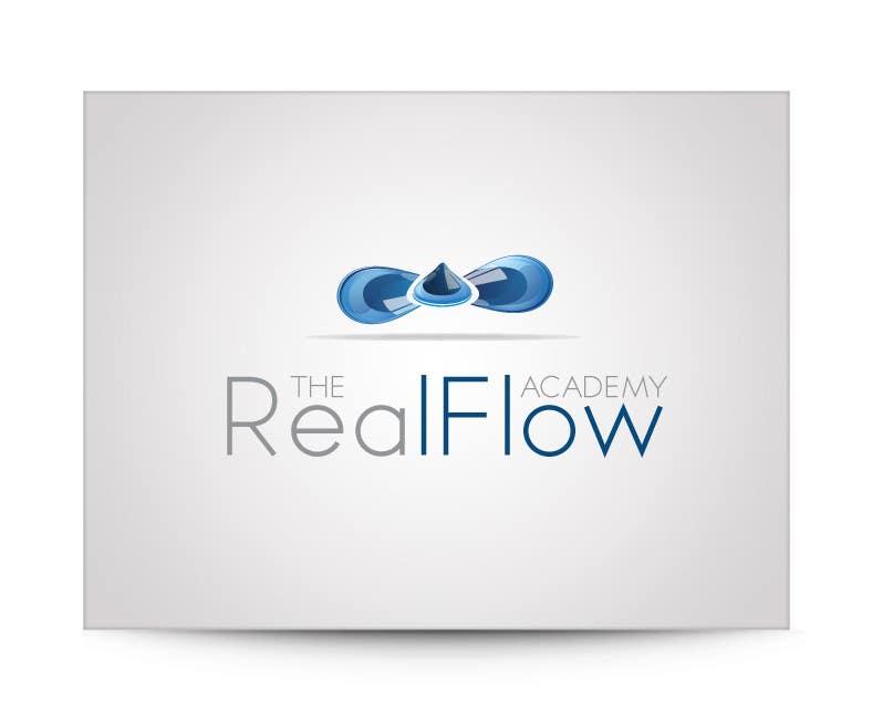 Inscrição nº 245 do Concurso para Logo Design for The Realflow Academy