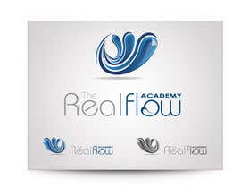 nº 152 pour Logo Design for The Realflow Academy par izzup