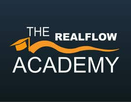 #65 cho Logo Design for The Realflow Academy bởi toi001