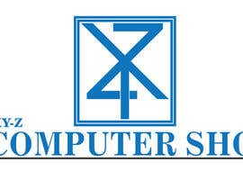 nº 20 pour Design a Logo for XYZ Computer Shop par androidianrey