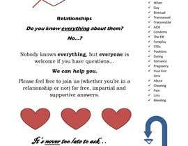 #2 for Make a flyer for a love,sex,relationship panel by christopherunwin