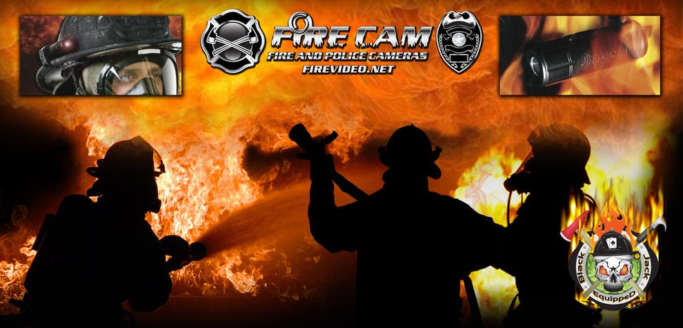 #4 for I need some Graphic Design for our company Fire Cam by BrandtGraphix