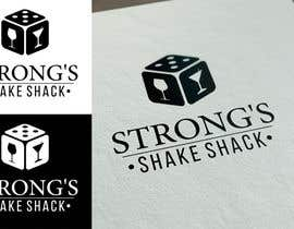 Nro 31 kilpailuun Bar Logo Strong käyttäjältä kavadelo