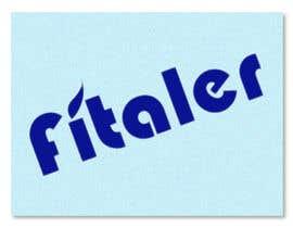 Nro 38 kilpailuun Design a Logo for Fitaler.com käyttäjältä Siddik16