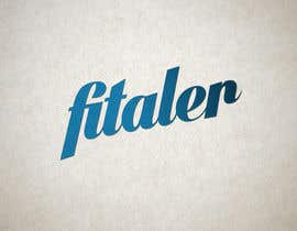 #71 for Design a Logo for Fitaler.com by fireacefist