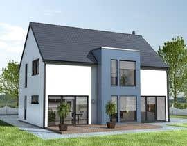 Nro 4 kilpailuun I need a 3D model for a house käyttäjältä PandaLabo