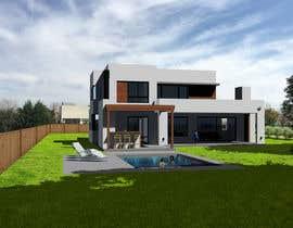 Nro 8 kilpailuun I need a 3D model for a house käyttäjältä DylannJ