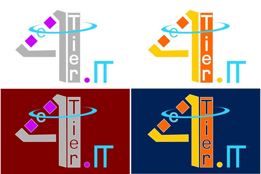 Konkurrenceindlæg #92 for Design a Logo for 4 Tier IT