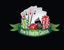 #24 for Design a Logo for www.howtobeatthecasinos.com af Carlitacro