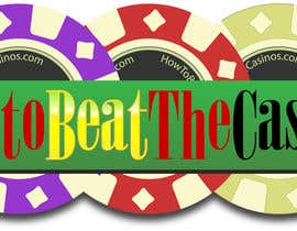 #20 for Design a Logo for www.howtobeatthecasinos.com af jonasramos