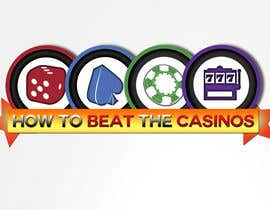#23 for Design a Logo for www.howtobeatthecasinos.com af GuilhermeLobo