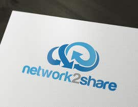 grafkd3zyn tarafından Design a Logo for Network2Share (cloud software product) için no 363