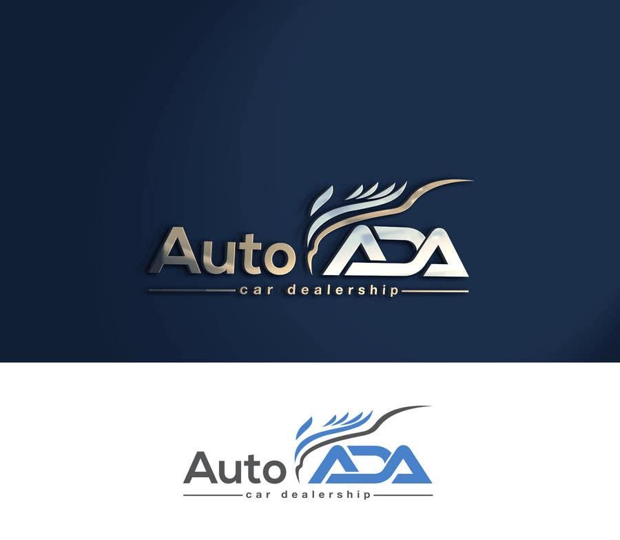 Design A Logo For A Car Dealer, Name Of The Dealership Is