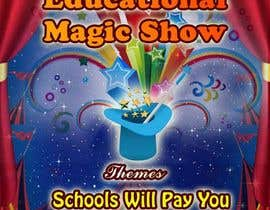 ariswinandi tarafından E-Cover Design for '9 Educational Magic Show Themes Schools Will Pay You To Perform' için no 23