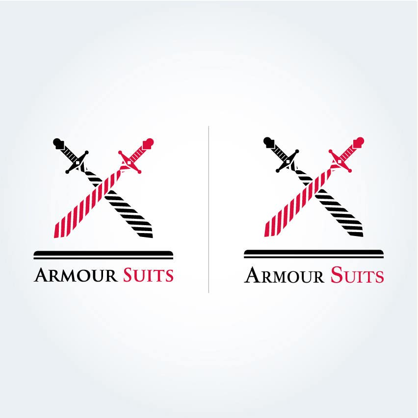 #20 for Design a Logo for Custom Suit Tailoring Company: Armour Suits by LuisEduarte