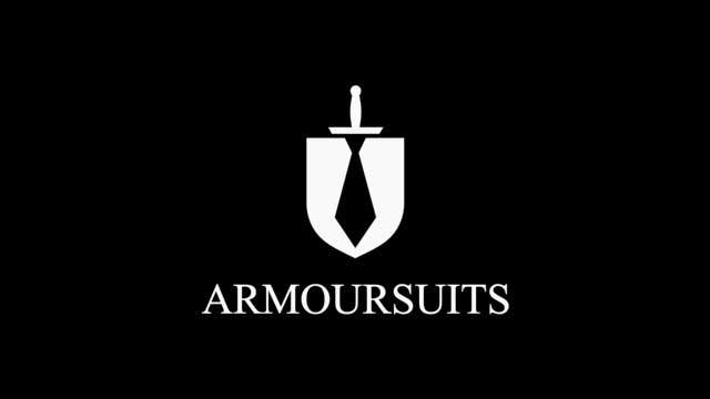#43 for Design a Logo for Custom Suit Tailoring Company: Armour Suits by FreeLander01