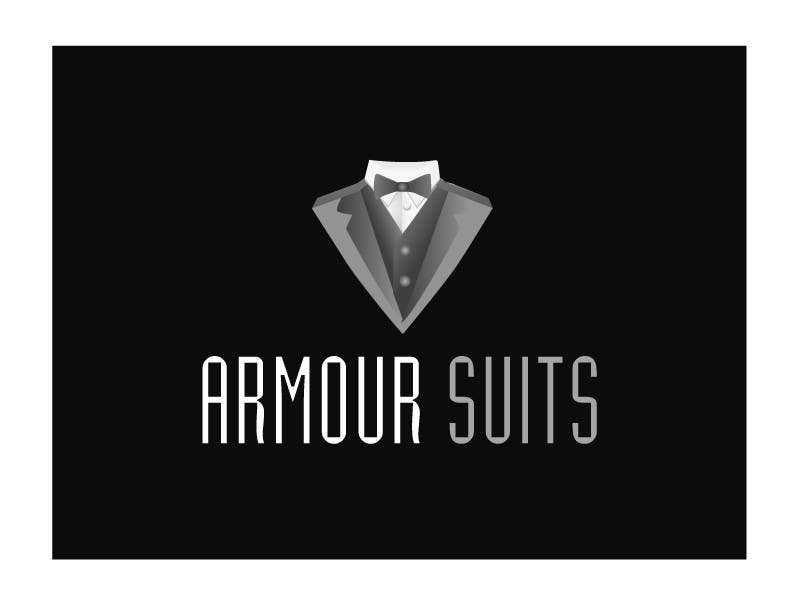 #63 for Design a Logo for Custom Suit Tailoring Company: Armour Suits by web92