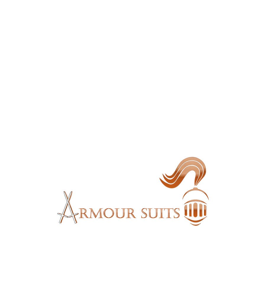 #46 for Design a Logo for Custom Suit Tailoring Company: Armour Suits by fabrirebo