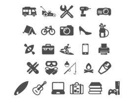 #10 for Design some Icons by NikWB