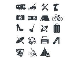 #7 for Design some Icons by Christina850