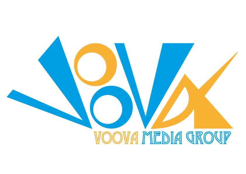 Kilpailutyö #12 kilpailussa Design a Logo for Voova Media Group
