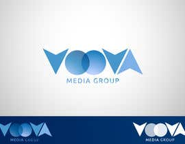 #61 untuk Design a Logo for Voova Media Group oleh CTLav