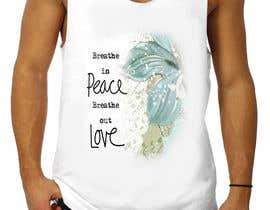 Nro 21 kilpailuun Design a T-Shirt for Leukemia & Lymphoma Society käyttäjältä anubhab2006