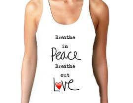 Nro 22 kilpailuun Design a T-Shirt for Leukemia & Lymphoma Society käyttäjältä anubhab2006