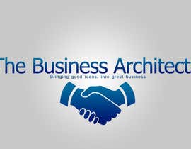 #21 para Design a Logo for The Business Architects por VicenteDesign