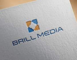 artwaves tarafından Logo needed for Brill Media - new audio, video & broadcast marketing company için no 22