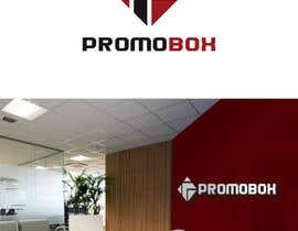 nº 180 pour Navrhnout logo pro Promobox par diptisarkar44