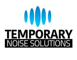 nº 5 pour Design a Logo for Temporary Noise Solutions par laxmikantkolge