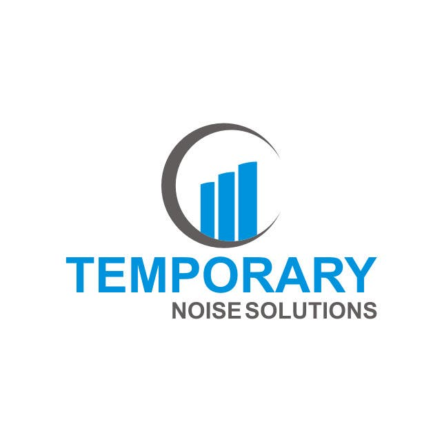 Proposition n°64 du concours Design a Logo for Temporary Noise Solutions