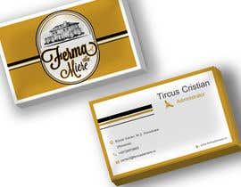 #58 untuk HoneyFarm business card and stationary oleh thezombiecarrot