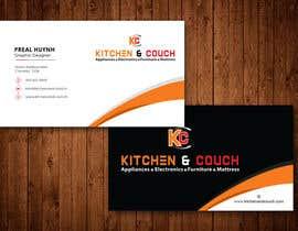 Nro 29 kilpailuun Design A Business Card käyttäjältä huynhnhatran
