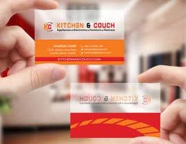 Nro 49 kilpailuun Design A Business Card käyttäjältä creationsbox2015